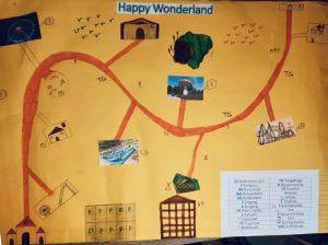 """""""Happy Wonderland"""" von Lea-Sophie Klein"""